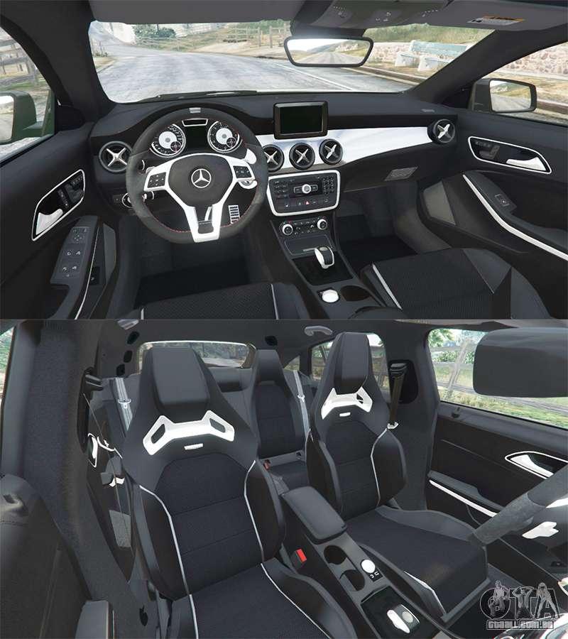 Mercedes Benz Cla 45 Amg Hsr Wheels Para Gta 5