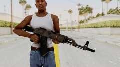 AK-47 Modern para GTA San Andreas