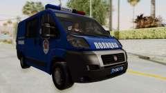 Fiat Ducato Police