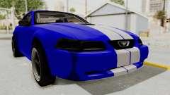 Ford Mustang 1999 Drag para GTA San Andreas