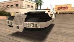 Flying Police para GTA San Andreas