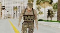 MGSV Phantom Pain Rogue Coyote Soldier Shirt v1