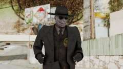 MGSV Phantom Pain SKULLFACE No Mask