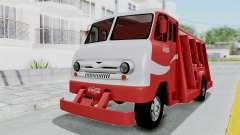 Ford P600 1964 Coca-Cola Delivery Truck para GTA San Andreas
