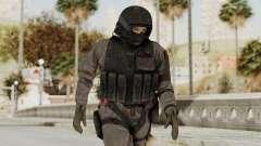 MGSV Phantom Pain Cipher XOF Afghanistan para GTA San Andreas