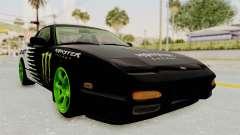 Nissan 240SX Drift Monster Energy Falken para GTA San Andreas