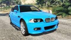 BMW M3 (E46) 2005 Pickup