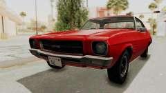 Holden Monaro GTS 1971 SA Plate HQLM