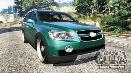 Chevrolet Captiva 2010 para GTA 5