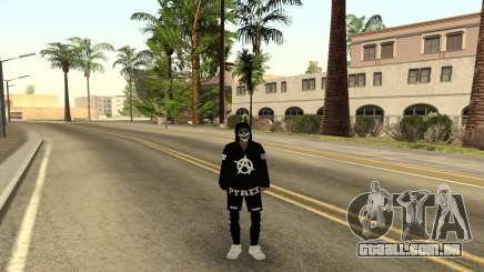 Homeless v4 para GTA San Andreas
