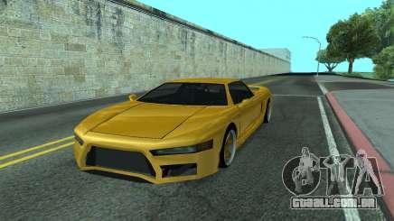 BlueRay's V9 Infernus para GTA San Andreas