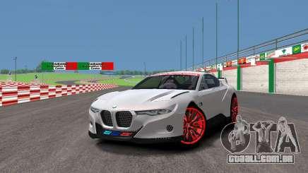 BMW 3.0 CSL Hommage R para GTA 4