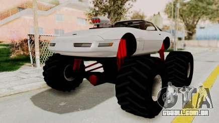 Chevrolet Corvette C4 Monster Truck para GTA San Andreas
