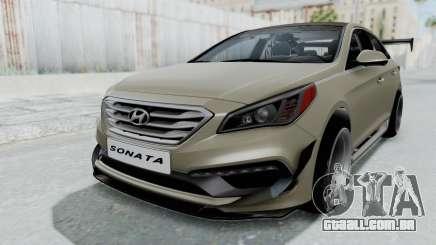 Hyundai Sonata LF 2.0T 2015 v1.0 Rocket Bunny para GTA San Andreas