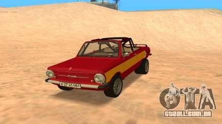 ЗАЗ-968 Estilo Offroad para GTA San Andreas