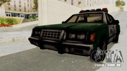 GTA VC Police Car para GTA San Andreas