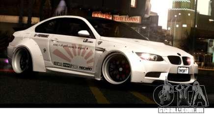 BMW M3 E92 Liberdade Pé LB Desempenho para GTA San Andreas