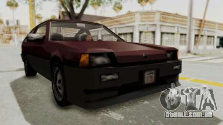 Blista Compact GPX (Beta VC Blistac) para GTA San Andreas