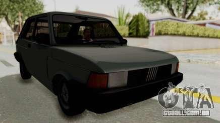 Fiat 147 Vivace para GTA San Andreas
