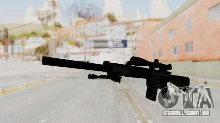 SR-25 para GTA San Andreas