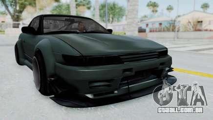 Nissan Sileighty Rocket Bunny para GTA San Andreas