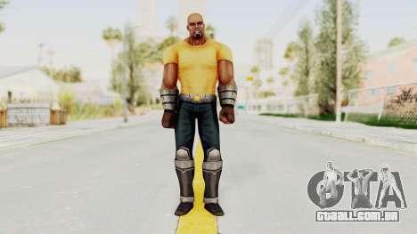 Marvel Future Fight - Luke Cage para GTA San Andreas segunda tela
