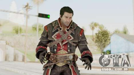 Assassins Creed Rogue - Shay Cornac para GTA San Andreas