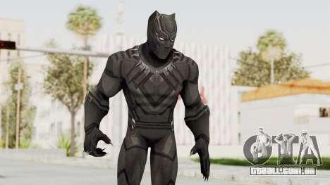Captain America Civil War - Black Panther para GTA San Andreas