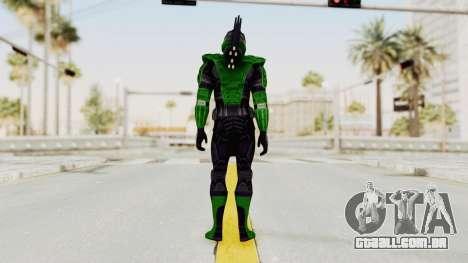 Cyber Reptile MK3 para GTA San Andreas terceira tela