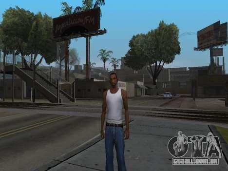 ANTI TLLT para GTA San Andreas terceira tela