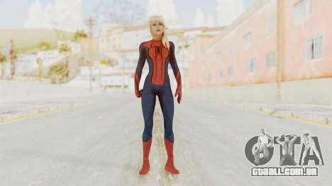 Spider-Girl para GTA San Andreas segunda tela