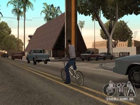 ANTI TLLT para GTA San Andreas segunda tela