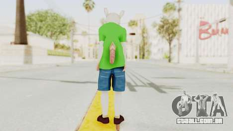 Rat Kid para GTA San Andreas terceira tela