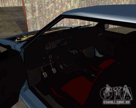VAZ 2108 para as rodas de GTA San Andreas