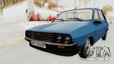 Dacia 1310 MLS 1988 Stock para GTA San Andreas vista direita