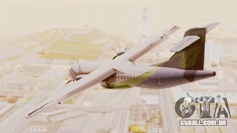 ATR 72-500 MASwings para GTA San Andreas vista direita