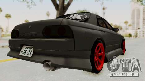 Nissan Skyline R32 4 Door Drift para GTA San Andreas vista direita