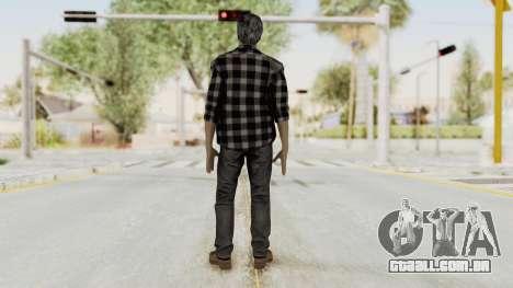 Alan Wakes American Nightmare para GTA San Andreas terceira tela