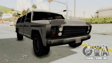 New Rancher para GTA San Andreas