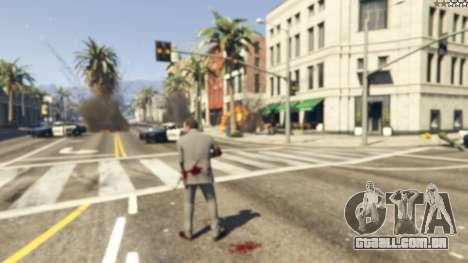 GTA 5 Air Strike 0.1 terceiro screenshot