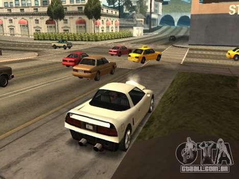 ANTI TLLT para GTA San Andreas décimo tela