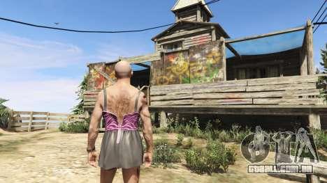 GTA 5 Treasure Map V quarto screenshot