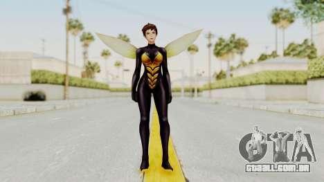Marvel Future Fight - Wasp para GTA San Andreas segunda tela