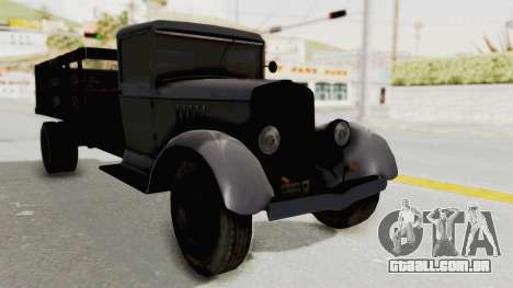 Ford AA from Mafia 2 para GTA San Andreas