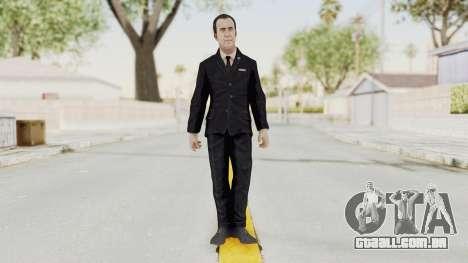 COD BO Nixon para GTA San Andreas segunda tela