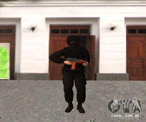 FSB alfa v1 para GTA San Andreas