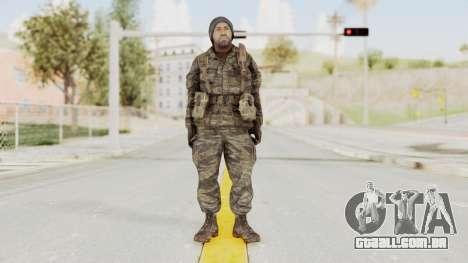 COD BO SOG Bowman v2 para GTA San Andreas segunda tela