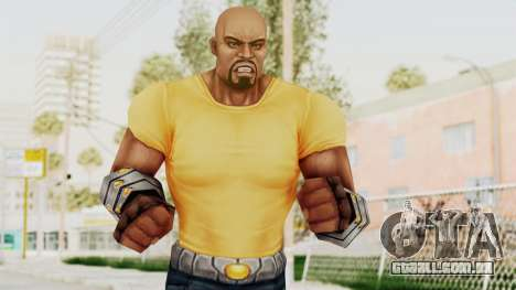 Marvel Future Fight - Luke Cage para GTA San Andreas