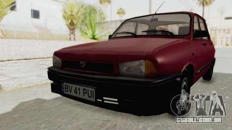 Dacia 1310L 1997 para GTA San Andreas vista direita