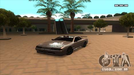 ENB Double FPS & for LowPC para GTA San Andreas sétima tela